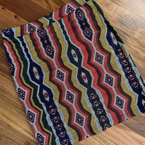 SOHO Jeans Mid Century Modern Pencil Skirt